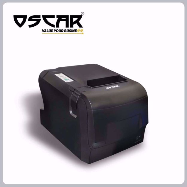 Picture of OSCAR POS88F 80mm Thermal Bill POS Receipt Printer USB+Serial+Ethernet