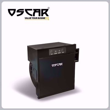 صورة OSCAR POS88P Panel Printer 80mm USB+Serial with Auto-Cutter Black