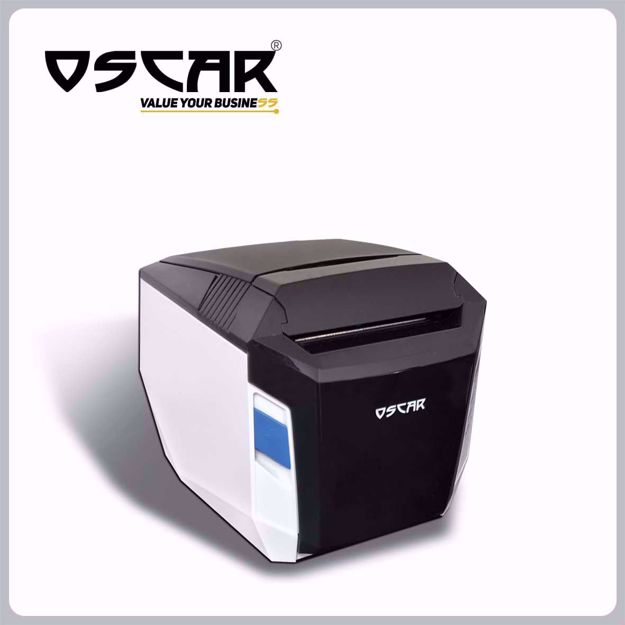 Picture of OSCAR POS92 80mm Thermal Bill POS Receipt Printer USB+Serial+Ethernet