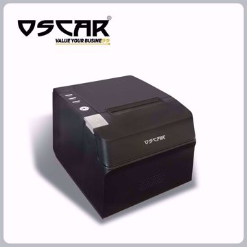 صورة OSCAR POS88C 80mm Thermal Bill POS Receipt Printer USB+Ethernet